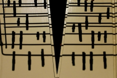 symfonie in knijperschrift